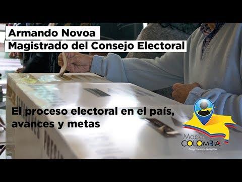 Modo Colombia: Consejo Nacional Electoral, elecciones 2019
