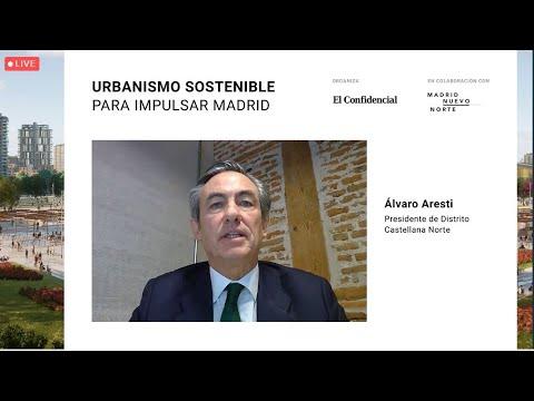 """""""Urbanismo Sostenible para impulsar la recuperación"""" - Foro El Confidencial"""