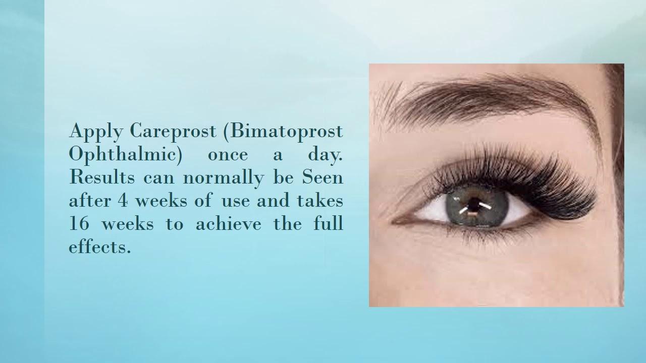 7acda0c1e86 The Best Solution For Growing Eyelashes Longer, Fuller, and Darker. care  prost