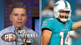 How long will Ryan Fitzpatrick hold on to starting job?   Pro Football Talk   NBC Sports