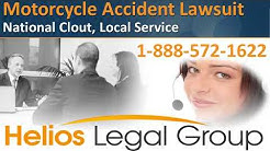 Motorcycle Accident Lawsuit - Helios Legal Group - Lawyers & Attorneys