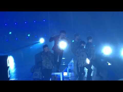 BTS (방탄소년단) Suga Trivia轉 : Seesaw LoveYourselfTourinLA 180906
