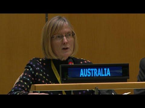 UN condemns Trump's Jerusalem decision