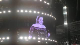 Adele someone like you and her goodbye, NZ
