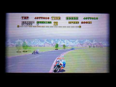 Nintendo 3ds Super Hang On