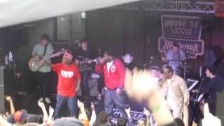 BADBADNOTGOOD feat. Ghostface Killah - Shimmy Shimmy Ya (SXSW 2015) [Ol' Dirty Bastard cover] HD