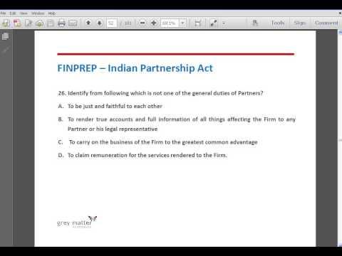 Indian Partnership Act   bandicam 2013 08 24 19 03 41 343