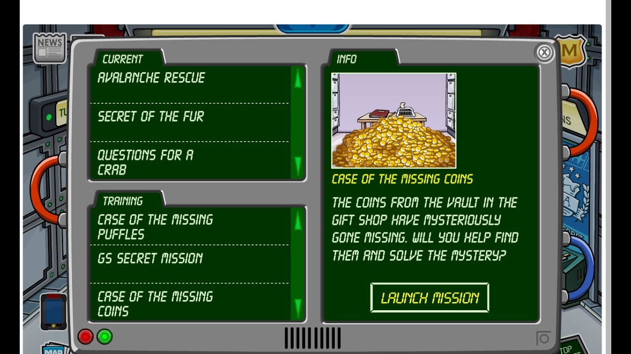club penguin rewritten psa mission 3 [ 1280 x 720 Pixel ]