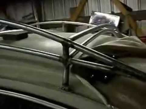 Vw Beetle Roof Rack 3 Youtube