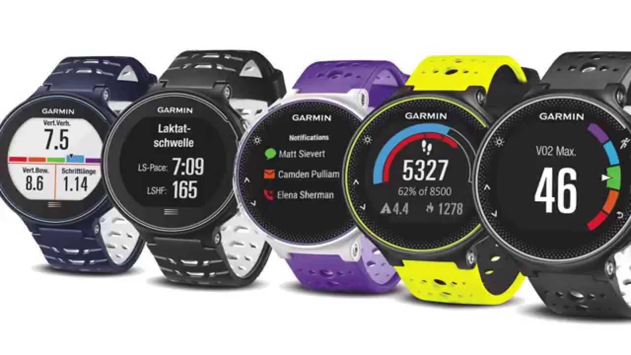 Garmin Forerunner 235 Whr Black Grey Gps Watch Multisport