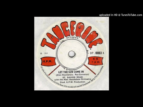 St. David's Road - Let The Sun Come In