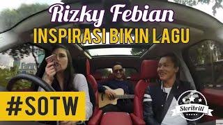 Luna Maya - Rizky Febian, Selebriti On The Way Part #8