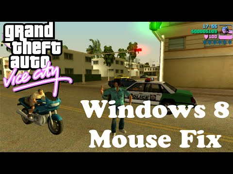 Windows   Mouse Fix For Gta San Andreas Gta Vice City And Gta Iii