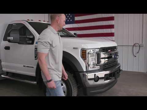 2018 Ford F450 4x4 Heavy Duty Arrow Ambulance (Truck #31728)