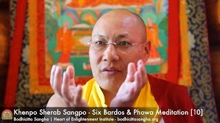 Six Bardos & Phowa Meditation [10]