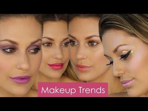 Makeup Trends 2018   Vicky Lash