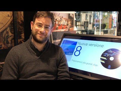 m.objects Italia - Lezione 01 - Presentazione del software