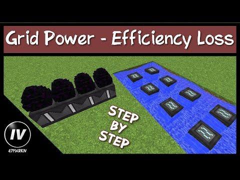 Grid Power - Efficiency Loss