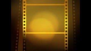 خلفية فيديو للمونتاج - شريط سينمائي