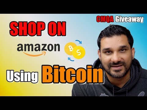 How To Shop On Amazon.com Using Bitcoin?? - Kuverit