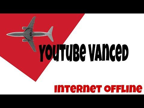 Atasi Internet offline youtube vanced