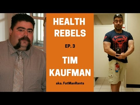 Forever Thankful: Tim Kaufman's Life-Changing Health Transformation