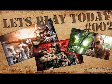 Let's Play Today #002 - Der Dreier mit Messer 1/2