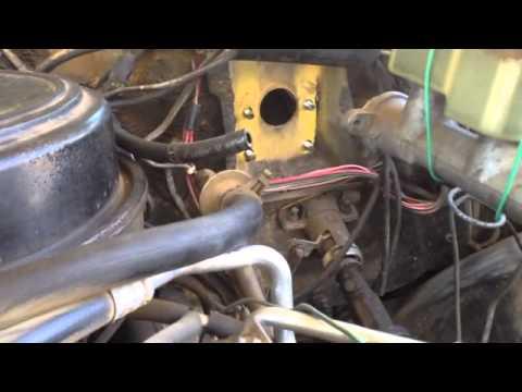 Brake Booster Install On 1983 Chevy K5 Blazer Youtube