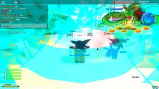 Bonnie Roblox Goku And Vegeta Cool Forms (DBF)