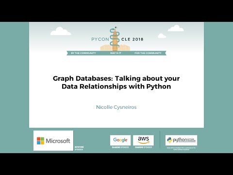 PyVideo org · Graph Databases: Talking about your Data
