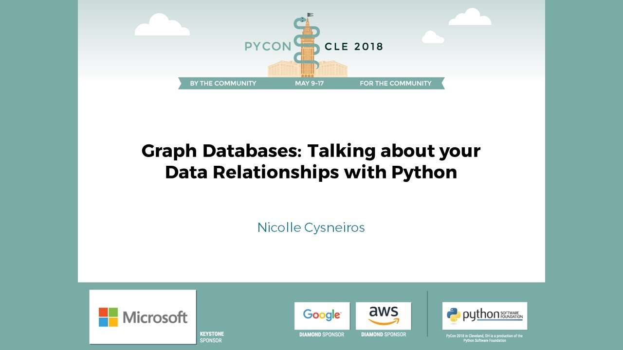 Image from Graph Databases: Talking about your Data Relationships with Python