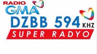 GMA Super Radyo DZBB 594 No. 1 AM Radio Station in Mega Manila (SID) Christmas Edition 2017