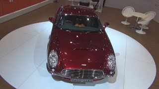 David Brown Speedback GT Red (2017) Exterior and Interior