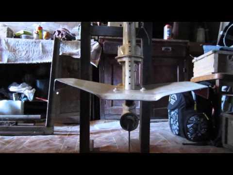 Гидрокрыло для Ветерка 8-12