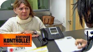 OHNE PASS in Deutschland - Usbekin strandet am FLUGHAFEN München | Achtung Kontrolle | kabel eins