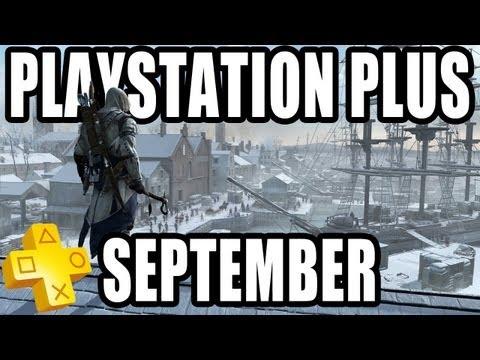 PlayStation Plus UK - September 2013