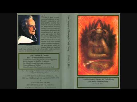 Manly P. Hall - Types of Magnetic Healing