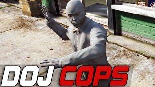 Dept. of Justice Cops #136 - Street Crime (Criminal)