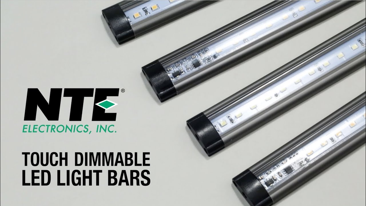 Nte Electronics Flexible Led Strips Lamps Light Bars