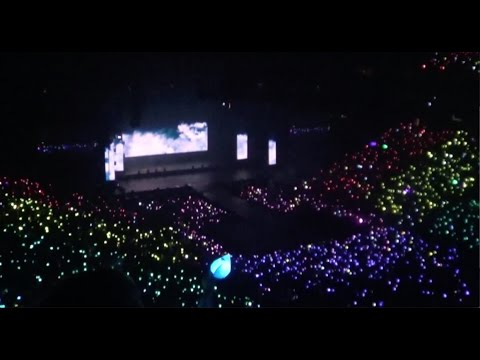BTS - Outro Wings/Interlude Wings (Rainbow Ocean) NY/NJ 170324