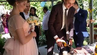 Выкуп невесты Антон и Даша