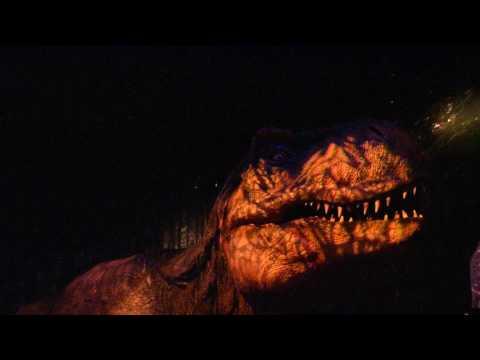 Tyrannosaurus Rex Animatronic