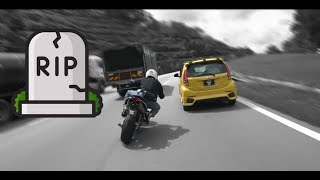 DEA*H WISH - (Dangerous riders) - Best Onboard Compilation [Sportbikes] - Part 9