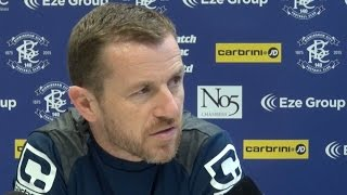 Gary Rowett previews Birmingham City v Cardiff City