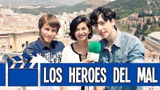 Los héroes del Mal: Entrevista a Jorge Clemente, Emilio Palacios y Beatriz Sánchez Medina