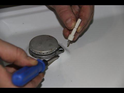 Ремонт газовой плиты дарина своими руками видео