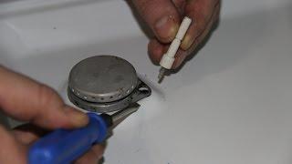 Заміна ремонт електропідпалу, електророзжигу газової плити Дарина