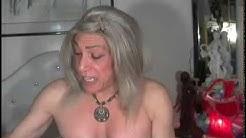 Mx Pippa Super Tranny Granny Chatterbox - Video Blog 007 ~ Hair Removal&Boobs