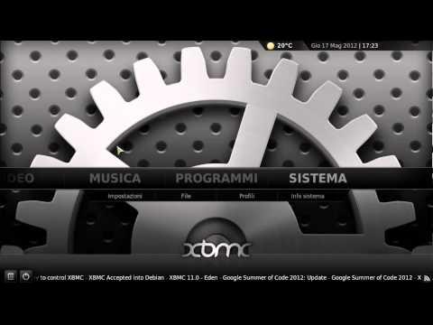 Installazione Live Streams Add-on In XBMC Per Vedere Tv In Streaming