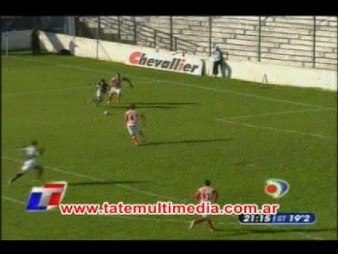 Almagro 3 - UNION 1 (Resumen TN Deportivo)